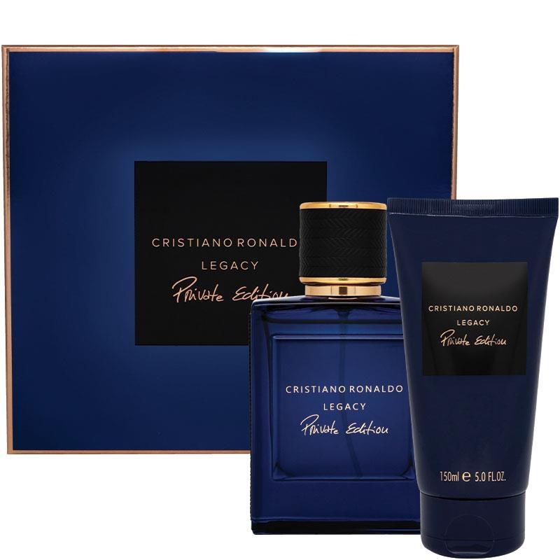 Cristiano Ronaldo Legacy Private Edition Eau De Parfum 50ml 2 Piece Set