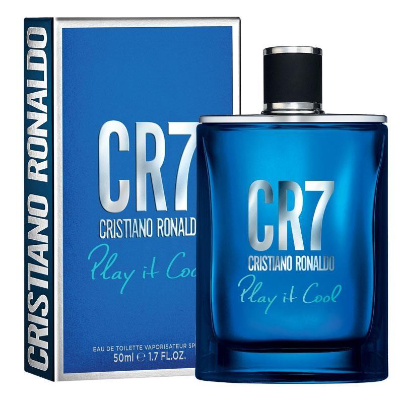 Cristiano Ronaldo CR7 Play It Cool Eau De Toilette 50ml Spray