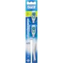 Bàn chải đánh răng Oral-b Crossaction Dual Clean Elect Toothbrush Replacement Heads 2 refills