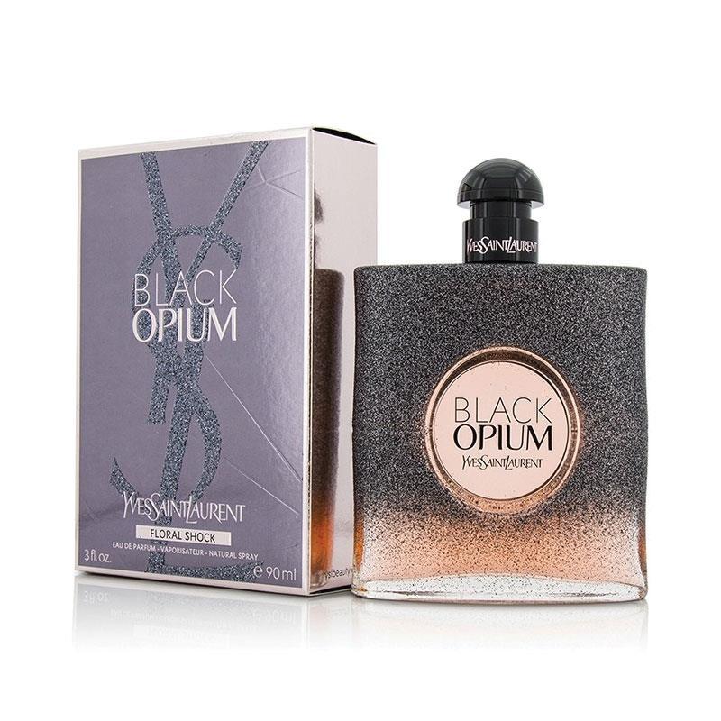Yves Saint Laurent Opium Black Floral Shock Eau de Parfum 90ml Spray