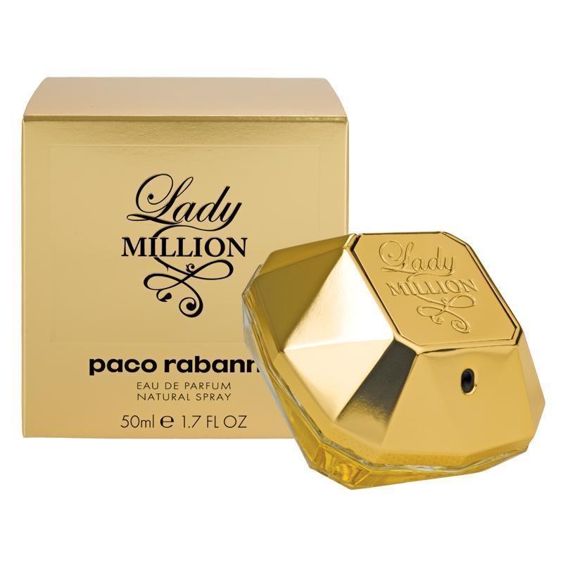 Paco Rabanne Lady Million Eau De Parfum 50ml
