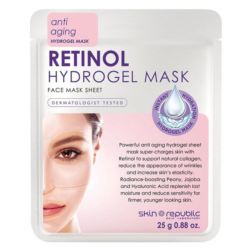 Skin Republic Retinol Hydrogel Mask