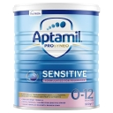 Aptamil Prosyneo Sensitive Baby Infant Formula Formulated For Tolerance From Birth to 12 Months 900g