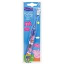 Peppa Pig Flashing Toothbrush Soft 3+ Years