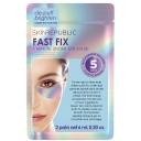 Mặt nạ mắt Skin Republic Fast Fix 5 Minute Under Eye Mask 2 Pairs