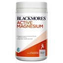 Bột uống bổ sung magie Blackmores Active Magnesium 400g Powder
