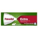 Panadol Extra with Optizorb Paracetamol Pain Relief Caplets 80