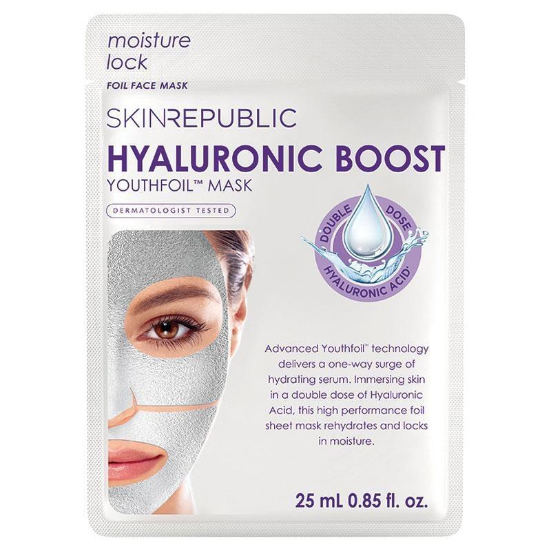 Skin Republic Hyaluronic Boost Youthfoil Mask