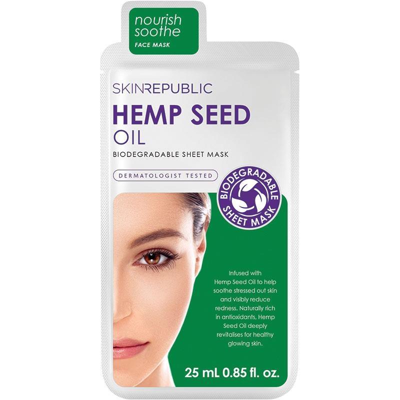 Skin Republic Hemp Seed Oil Face Mask