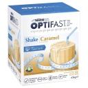 Sữa lắc vị caramel Optifast VLCD Shake Caramel 12 x 53g