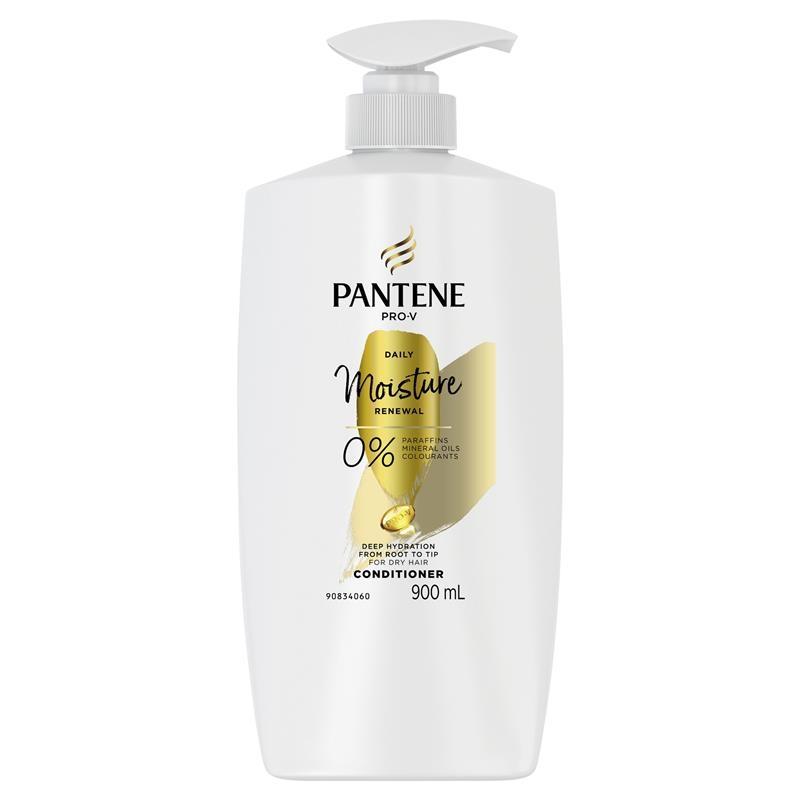 Pantene Daily Moisture Renewal Conditioner 900ml