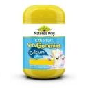 Nature's Way Kids Smart Vita Gummies Calcium + Vitamin D X 120