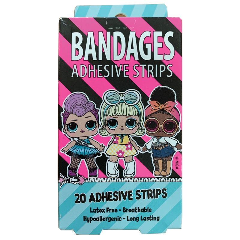 LOL Surprise Bandages 20 Pack