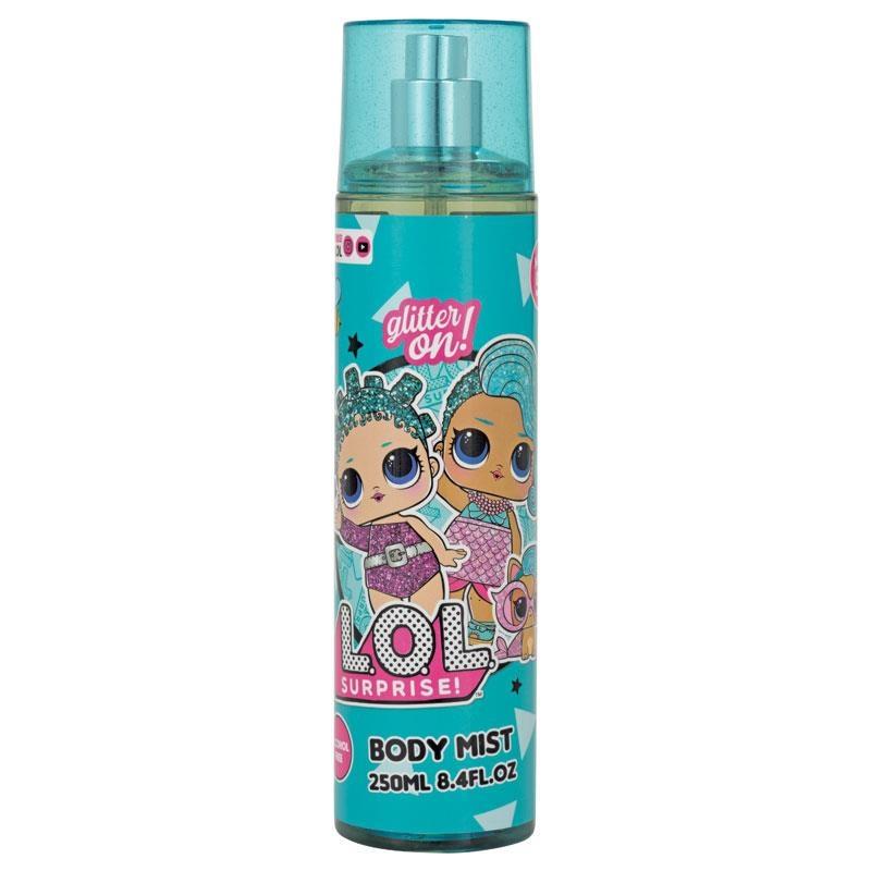 LOL Surprise Glitter On 250ml Body Mist