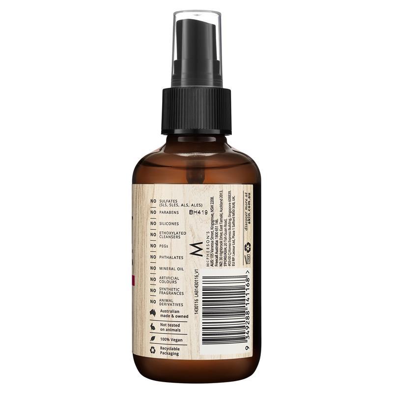 A'kin Rose Deodorant Spray 150ml
