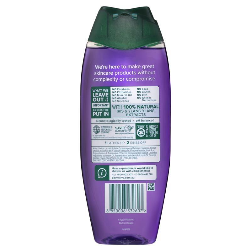 Sữa tắm Palmolive Naturals Body Wash Anti Stress Shower Gel 500ml
