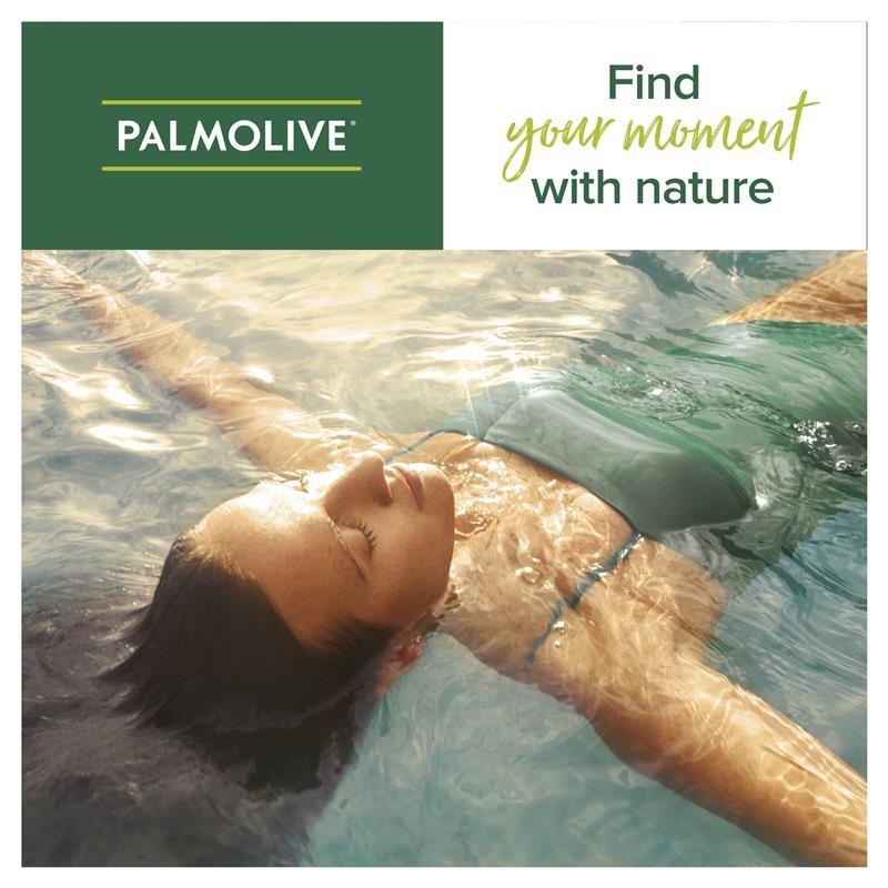 Dầu gội cho tóc thường Palmolive Naturals Active Nourishment Normal Hair Shampoo Aloe Vera & Fruit Vitamins 700mL