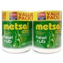 Metsal Cream 500g Exclusive Twin Pack