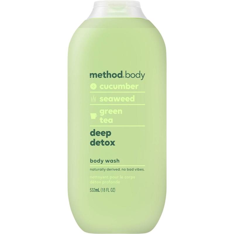 Sữa tắm Method Deep Detox Body Wash 532ml