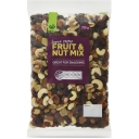 Woolworths Mixed Nuts & Fruit 750g pack