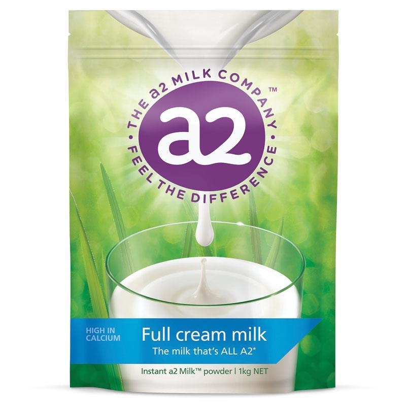 Sữa bột A2 Milk Powder Full Cream 1kg nguyên kem