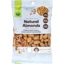 Woolworths Almonds Natural 150g