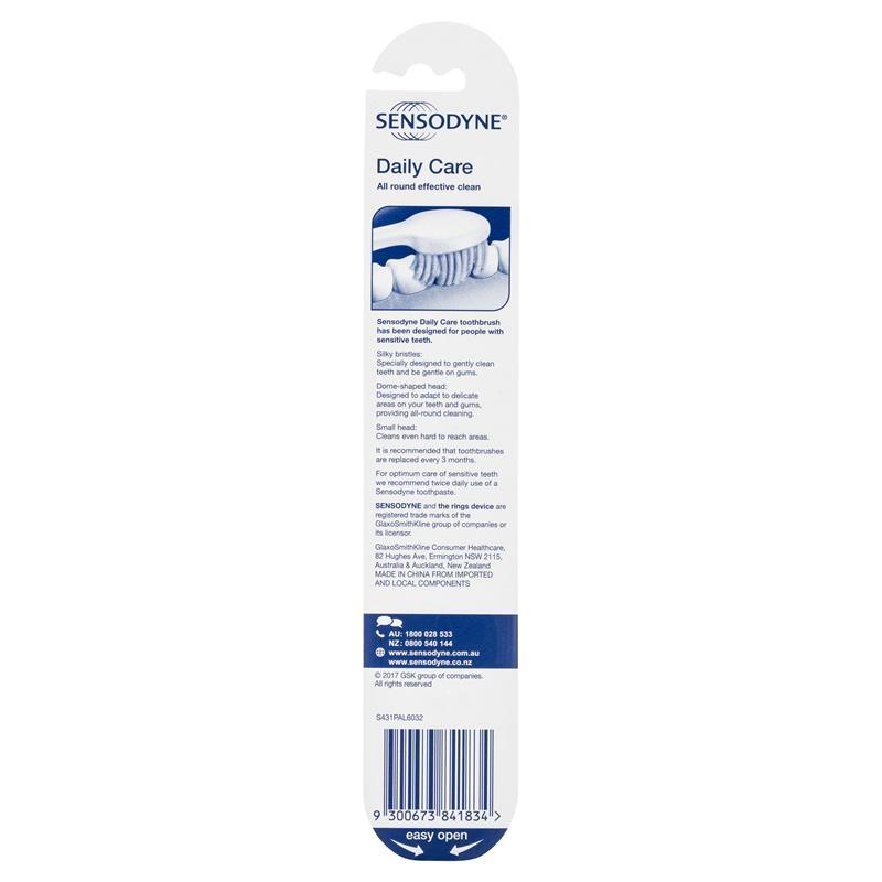 Sensodyne Sensitive Daily Care Soft Toothbrush 1 pack