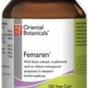 Femaren 120 Tablets Oriental Botanicals