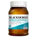 Blackmores Omega Double High Strength Fish Oil 200 Capsules