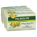 4 gói xà phòng tắm Palmolive Naturals Moisture Care Aloe & Olive Extracts Bar Soap 4 x 90g