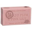 Xà phòng tắm Australian Triple Milled Soap Kakadu Plum & Pink Lilly 200G