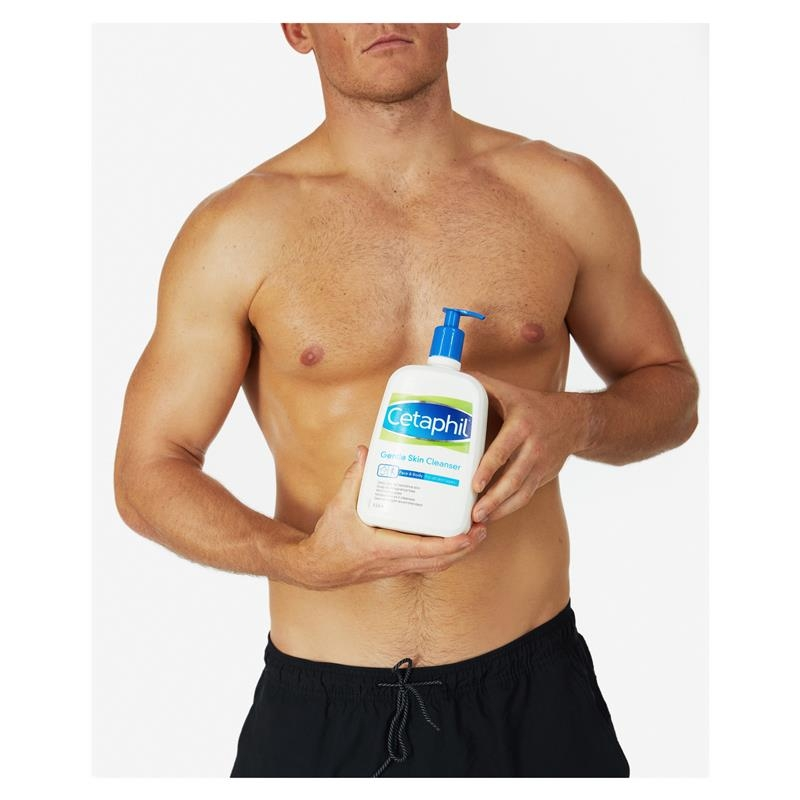 Sữa rửa mặt - Cetaphil Gentle Skin Cleanser 1 Litre Pump Pack