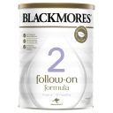 Sữa cho trẻ từ 6-12 tháng Blackmores 2 Follow On Formula 900g