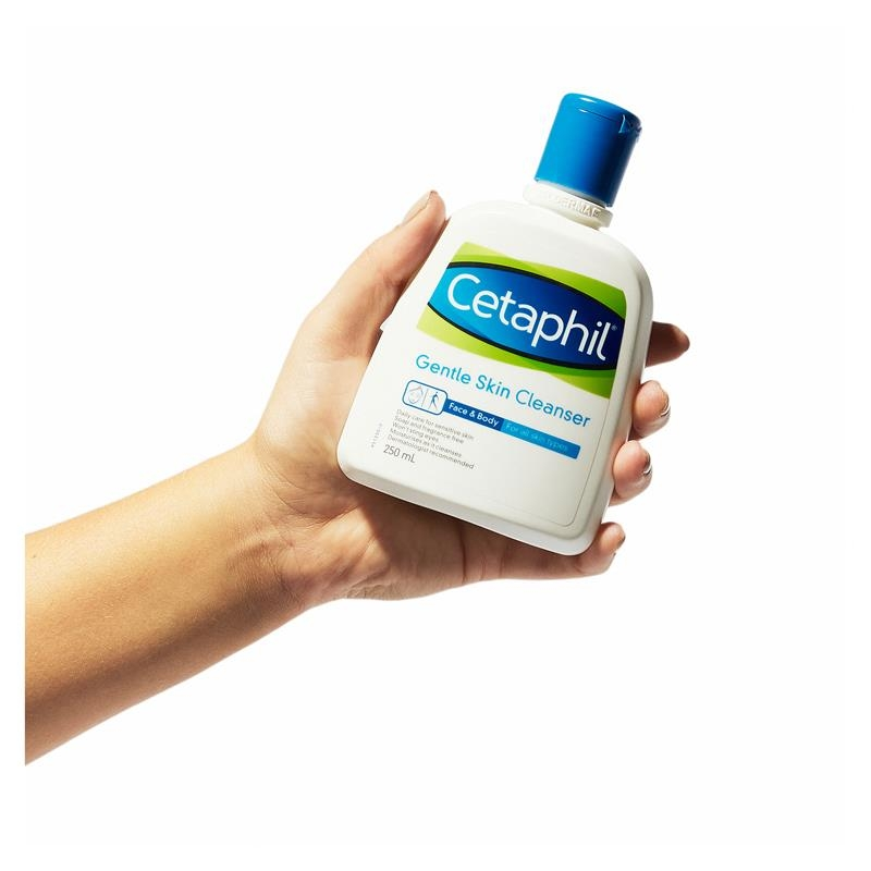 Cetaphil Gentle Skin Cleanser for Face & Body 250mL