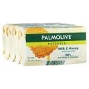 4 gói xà phòng tắm Palmolive Naturals Replenishing Bar Soap Milk & Honey 4 x 90g