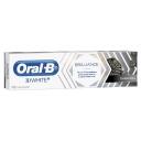 Kem đánh răng Oral B Toothpaste 3D White Brilliance Charcoal 120g