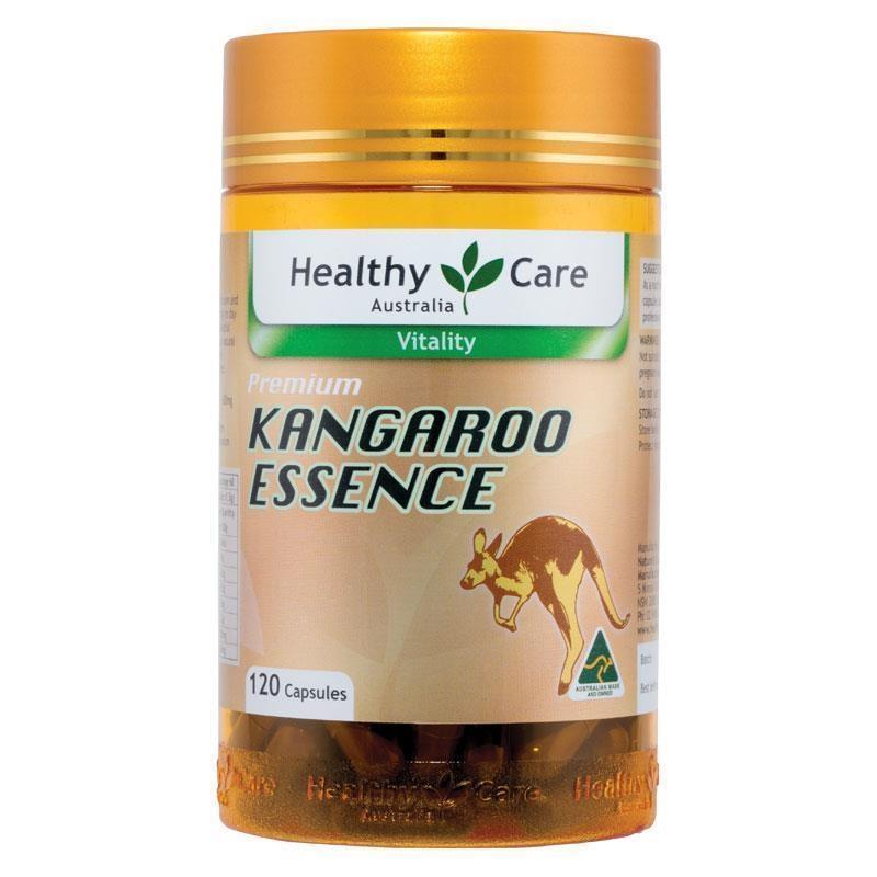 Healthy Care Kangaroo Essence 120 Capsules