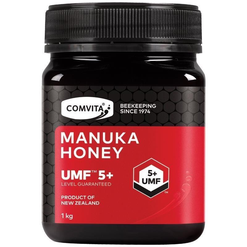 Mật ong Comvita UMF 5+ Manuka Honey 1kg (WA Only)