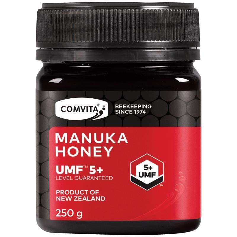 Mật ong Comvita UMF 5+ Manuka Honey 250g (WA Only)