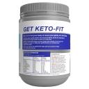 Naturopathica Fatblaster Keto Fit Plant Protein Shake Chocolate 300g