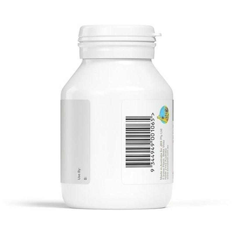 Viên nhai bổ sung kẽm - Bio Island Zinc 120 Chewable Tablets
