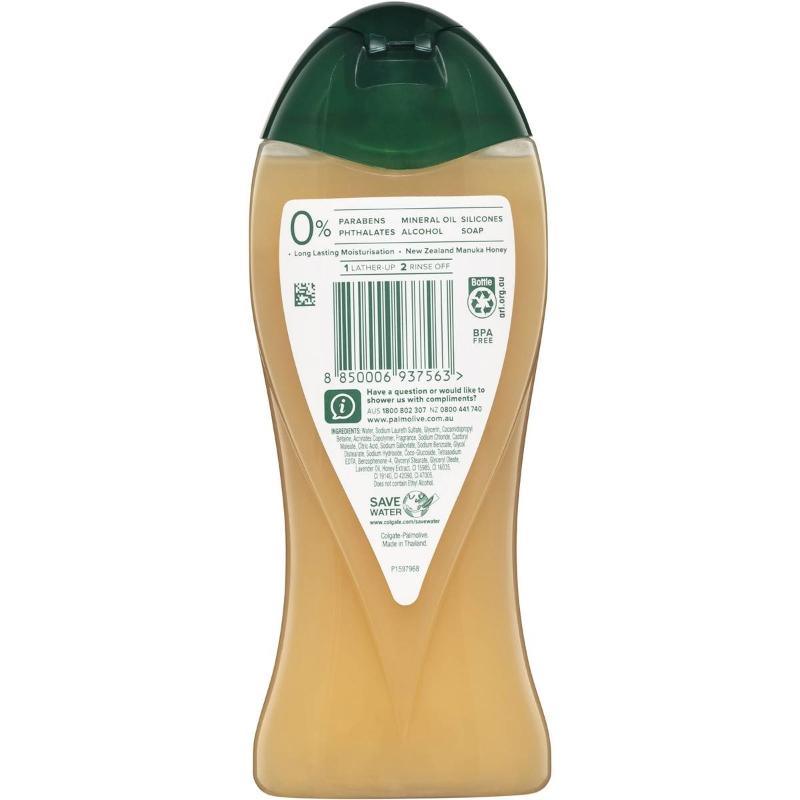 Sữa tắm Palmolive Body Butter Body Wash Manuka Honey 400ml