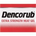 Dencorub Gels Extra Strength Heat 100g