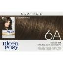 Clairol Nice N Easy 6a Natural Light Ash Brown each