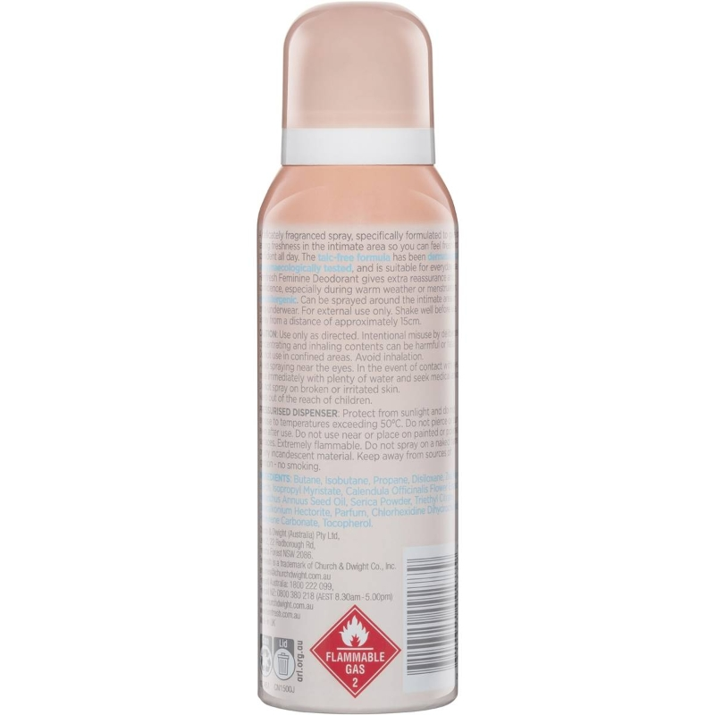 Femfresh Intimate Hygiene Feminine Deodorant 75g