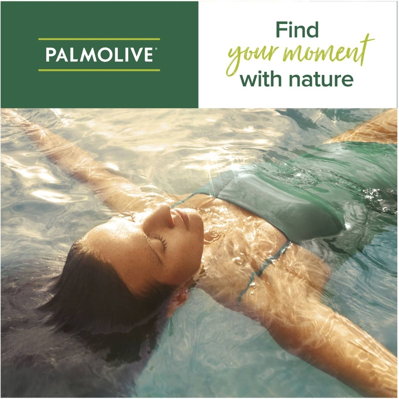 Palmolive Naturals Active Nourishment Shampoo Aloe Vera & Fruit 700ml