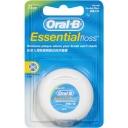 Oral-b Essential Waxed Dental Floss Mint 50m