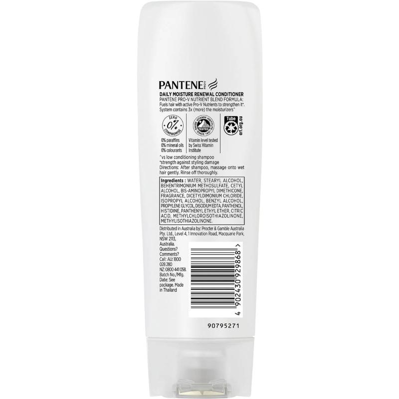 Pantene Pro-v Daily Moisture Renewal Conditioner 375ml