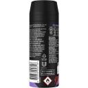 Xịt body Lynx Collision Leather & Cookies Deodorant Bodyspray 165ml