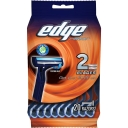 Edge Mens Twin Blade Disposable 20 pack